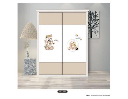 衣柜移门 儿童房系列